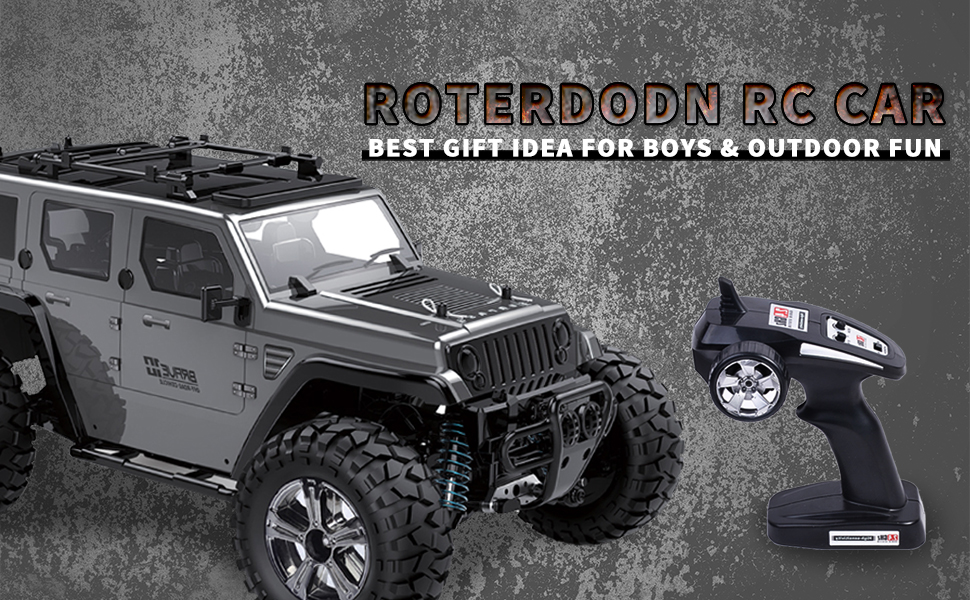 a5a809fa 86bb 4387 a156 a5d79e6a72bf.  CR0,0,970,600 PT0 SX970 V1    - Jeep Rc Cars Off Road 4wd - Roterdon Rc Truck 1/14 Remote Control Car Cross-Country Monster Crawler Kids 35KM/H High Speed 2.4GHz Racing Vehicle Radio Control Toys for Boys Kids