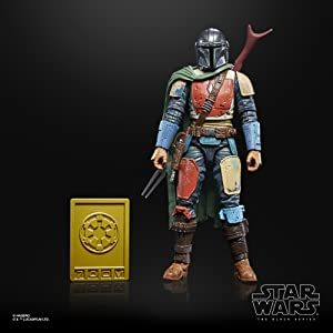c13d4b40 0e28 4cbf b172 5fb64ea75baa.  CR0,0,2000,2000 PT0 SX300 V1    - Star Wars The Black Series Credit Collection The Mandalorian Toy 6-Inch-Scale Collectible Action Figure (Amazon Exclusive)