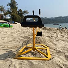 d00d2616 19aa 4357 970d 3336d516d81a.  CR0,0,1600,1600 PT0 SX220 V1    - Hand-Mart Kids Ride On Sand Digger, 360° Rotatable Excavator Toy Crane with Base for Sand, Dirt, Snow, Beach, Heavy Duty Steel Digging Toys for Boys Girls, Sandbox Digger for Kids Outdoor