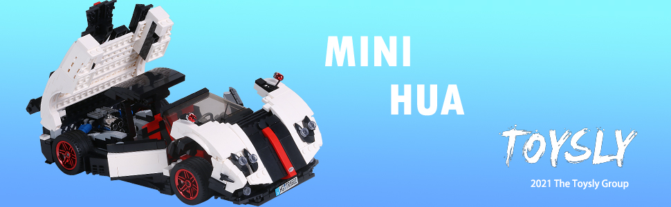 eb6f3a59 9c79 4c00 8faa f2f05c5c3acd.  CR0,0,970,300 PT0 SX970 V1    - TOYSLY Mini Sports Car Zoda MOC Building Blocks and Construction Toy, Adult Collectible Model Cars Set to Build, 1:14 Scale Race Car Model (960 Pcs)