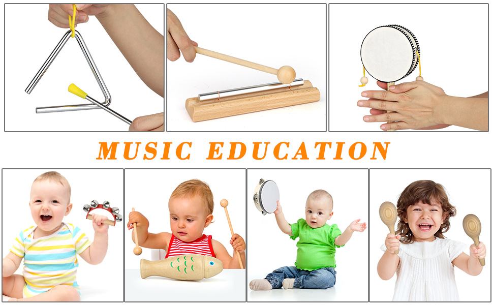 f8289ee2 39df 4043 b7c5 213336bc97cc.  CR0,0,970,600 PT0 SX970 V1    - Kids Toddler Musical Instruments, Toddlers 100% Natural Wooden Music Percussion Toy Sets for Childrens Preschool Educational Age3-8 Early Learning, Musical Toys with Bags Boys and Girls