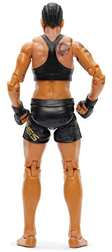 41BE0xDr8iL. AC  - UFC Ultimate Series Amanda Nunes Action Figure - 6.5 Inch Collectible