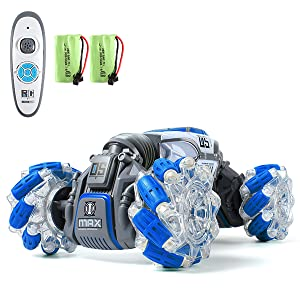 49c7cbdd b65a 4506 a9ab 00626524ca64.  CR0,0,600,600 PT0 SX300 V1    - RC Remote Control Car: 2.4Ghz RC Stunt Car Toy with Rechargeable Battery Off 360° Rotation Drift Stunt Road RC Trucks Play Electric Toy Car for Boy Kids Girl