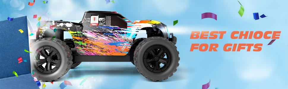 4fcf6a7d 9871 49f2 b952 8581abc1ecd6.  CR0,0,970,300 PT0 SX970 V1    - Tecnock RC Cars RC Trucks for Kids Adults,1:18 Scale 38km/h 4WD High Speed Remote Control Car,2.4 Ghz All Terrain Remote Control Monster Truck for Boys,2 Batteries for 40 Min Play
