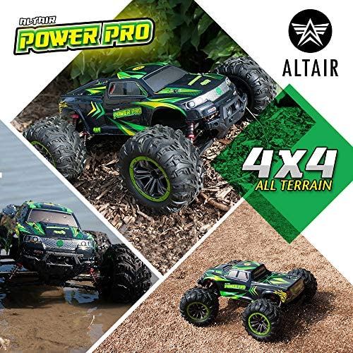 61mawvVDvHL. AC  - 1:10 Scale RC Truck 4x4   48+ kmh Speed [30 MPH] Large Scale Remote Control Car   Free Priority Shipping   All Terrain Radio Controlled Off Road Monster Truck for All Ages (Lincoln, NE USA Company)
