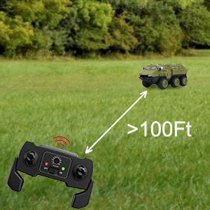 b674cfd1 0c49 4b3b bb1e 95248daa98ff.  CR0,0,300,300 PT0 SX300 V1    - RC Cars, 1/16 Scale RC Military Truck, 6WD 2.4GHz 98 Foot RC Distance, Remote Control Army Armored Car with 2 Batteries for 120 Min Play, All-Terrain Off-Road Army Truck for Adults Kids Boys