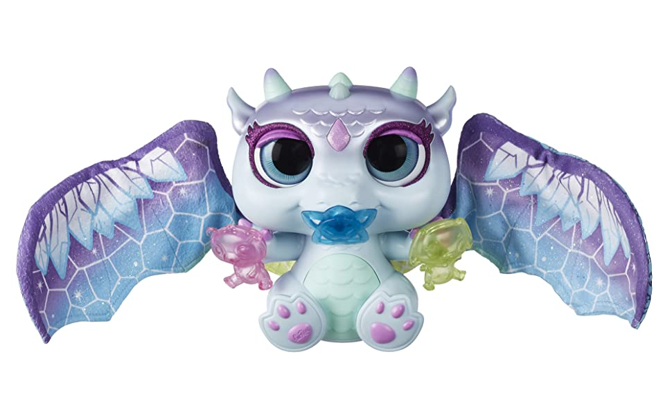 c749f002 cb5b 42b9 9e4d c559078775b6.  CR0,381,2000,1237 PT0 SX970 V1    - FurReal Moodwings Snow Dragon Interactive Pet Toy, 50+ Sounds & Reactions, Ages 4 and Up (Amazon Exclusive)