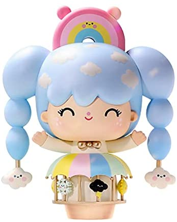 41HV2NsDPiL. AC  - POP MART Momiji Sky Dreamer Figure Box Toy Box Bulk Popular Collectible Art Toy Hot Toys Cute Figure Creative Gift, for Christmas Birthday Party Holiday