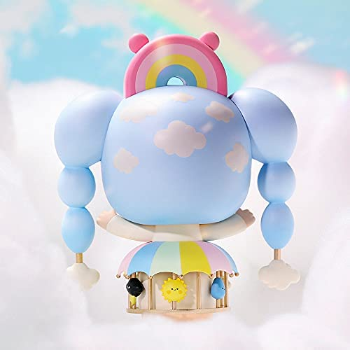 41nhL2cCKTL. AC  - POP MART Momiji Sky Dreamer Figure Box Toy Box Bulk Popular Collectible Art Toy Hot Toys Cute Figure Creative Gift, for Christmas Birthday Party Holiday