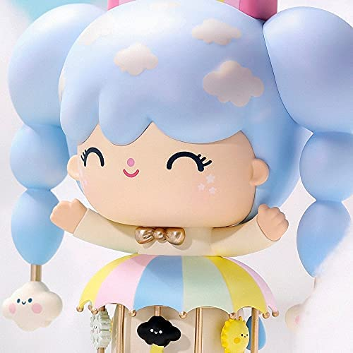 41t901w10qL. AC  - POP MART Momiji Sky Dreamer Figure Box Toy Box Bulk Popular Collectible Art Toy Hot Toys Cute Figure Creative Gift, for Christmas Birthday Party Holiday